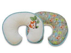 Best Nursing Pillow  Always a classic choice, Boppy is still the nursing pillow breastfeeding moms rave about. It's ergonomically designed to support all sorts of milestones, from feeding, tummy time to sitting upright. Plus, the adorable fox and owl slipcover is easily removable for machine washing.  Buy it: $40, Toysrus.com