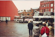 The old National bus station in the centre of Leeds.SecretLeeds - History culture and architecture in Leeds Old Pictures, Old Photos, Welcome To Yorkshire, Derelict Places, Leeds City, Bus Station, West Yorkshire, Local History, Grand Tour