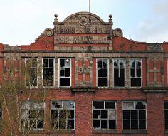 Bamber Bridge Spinning & Weaving Company | Bamber Bridge, Lancashire, U.K.