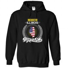 Born in ROCHESTER-ILLINOIS V01 - #tee pattern #tshirt display. OBTAIN => https://www.sunfrog.com/States/Born-in-ROCHESTER-2DILLINOIS-V01-Black-Hoodie.html?68278