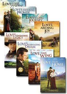 A series of beautiful stories written by Jeanette Oke about a Christian family in the pioneer days.