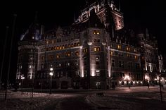 Welcome by Lee Bodson on Quebec City, Welcome, Cathedral, Places To Visit, Louvre, Building, Travel, Viajes, Buildings