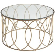 12 Gorgeous Glass Coffee Tables At Every Price Point