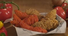 Doesn't this just look delish! Love me some Wingstop!