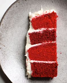 Brandon wants Red Velvet Cake with Chocolate Bavarian cream filling with a Vanilla buttercream frosting for our wedding cake. sounds interesting, but hey! it's cake lol