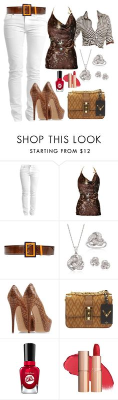 """""""mahmmod"""" by mahmmodhafes on Polyvore featuring GUESS, Cheap Monday, Roberto Cavalli, Prada, Ross-Simons, Casadei and Valentino"""