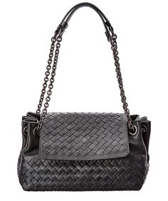 6bceba986 Bottega Veneta Bottega Veneta Mini Intrecciato Leather Shoulder Bag |  Bluefly.Com