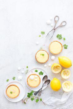 Lemon Pie via Carnets Parisiens