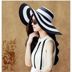 Sombrero de Paja (Hilo) - Mujer - Cosecha Casual 2016 -  18.99 Sombrero b08a410098a