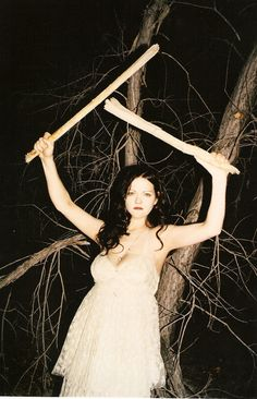 Meg White for Marc Jacobs [By Juergen Teller]