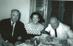 Carlo Emilio Gadda, Maria Luisa Spaziani, Giuseppe Ungaretti
