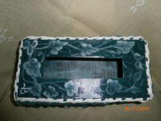 Porta kleenex (intrecci di carta)