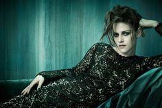 Kristen Stewart for Italian Vogue Dec/2011