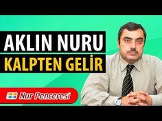Mustafa KARAMAN - Aklın Nuru Kalpten Gelir! - YouTube..... Harika.. İftar bereketi..dinlemeniz dileğimle...