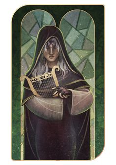 II The High Priestess by GaiasAngel on DeviantArt