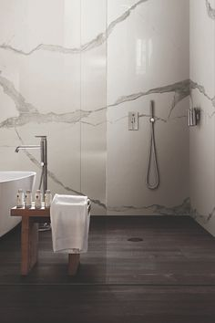 Check out a number of bathroom styles as you dream up your very own master bathroom renovations. Tips, tricks, and plenty of fresh, fun, and functional master bathroom design ideas are in your fingertips. Bathroom Layout, Bathroom Interior Design, Bathroom Styling, Small Bathroom, Master Bathrooms, Bathroom Storage, Bathroom Organization, Bathroom Marble, Bathroom Designs
