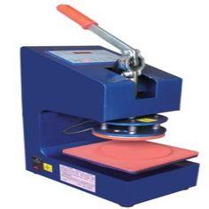Manual Plate Heat Press Machine