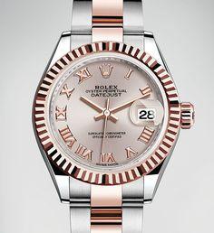 New Rolex Lady-Datejust 28 watch - Baselworld 2016