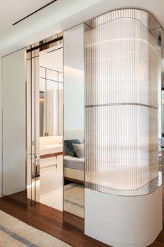 Northcal waters - holocene Modern Interior, Home Interior Design, Interior Architecture, Interior And Exterior, Yacht Design, Door Design, House Design, Hotel Room Design, Hotel Bathroom Design
