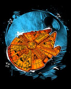 """""""That's No Moon, it's a space station!"""" My Favorite Line"""