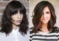 Ha természetes hullámok vannak a hajadban, nehogy kiegyenesítsd! Inkább segíts rá diffúzorral vagy hajsütővassal, mert ezek a hullámok az év slágerei, vállig érő haj esetén is.