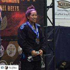 #Repost @fu.jitsu with @repostapp.  Congrats to my wife @_kaylahleimamo with third now open weight @sidneysilvamma @thelvmaa @breakpointfc