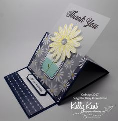 OnStage 2017 – Daisy Delight Presentation | kelly kent