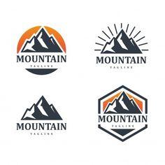 Mountain Logos, Climber, Buick Logo, Logo Design Inspiration, Adventure, Adventure Movies, Adventure Books