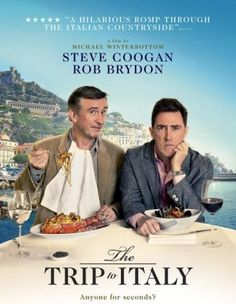 Poster Of Hollywood Film The Trip to Italy (2014) In 300MB Compressed Size PC Movie Free Download At all-free-download-4u.com