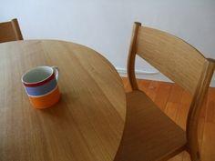 圓桌 圓弧餐椅 by Chao Chuan