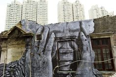 Shanghai, Wrinkles of the City