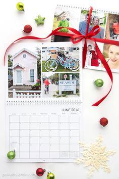 15 Creative Homemade Christmas Gifts for Grandparents Photo Calendar Gift Creative Christmas Gifts, Diy Christmas Presents, Diy Holiday Gifts, Homemade Christmas Gifts, Homemade Gifts, Christmas Diy, Holiday Ideas, Creative Gifts, Creative Ideas