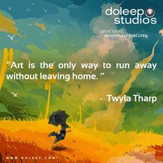 Art is the only way to run away without leaving home.  #business #entrepreneur #fortune #leadership #CEO #achievement #greatideas #quote #vision #foresight #success #quality #motivation #inspiration #inspirationalquotes #domore #dubai #abudhabi #uae  www.doleep.com/