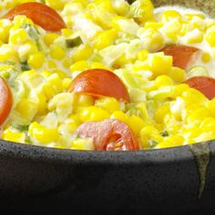 Country Corn Recipe from Simple and Delicious Magazine...