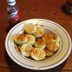 Favorite snack Cucumbers, lime juice and tajin It's a Mexican seasoning  I bought it at Walmart in the produce section Yummy You can also use it on watermelon,apples,oranges,tomatoes and many other fruits and vegetables