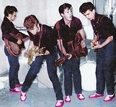Beatles before Ringo