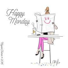 Bon lundi en plein c