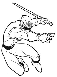power rangers coloring pictures - Pink Power Rangers Coloring Pages