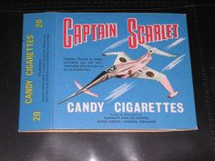 Barrat's sweet cigarettes
