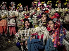 In the footsteps of Alexander the Great | Meeting the mysterious beauty of the Brokpa — Yamuna Flaherty