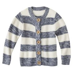 Genuine Kids from OshKosh ™ Infant Toddler Girls' Caridgan - Blue $15