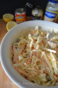 Jalopeno coleslaw