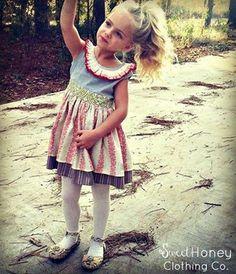 SweetHoney Vintage Wonderland Dress – SweetHoney Clothing Co.
