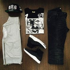 """""""Men's Outfit Of the Day"""" Choose 43"""