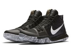 b7d9ea5b887 The Nike Kyrie 3 BHM is introduced and set to make its debut at select Nike  retailers on February
