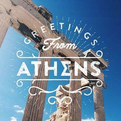 Perfectly Greek design by Matt Gardner