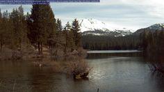 Manzanita Lake webcam