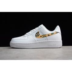 pretty nice 58a2e 2ec0c Nike AF1 Men Air Force 1 Low Shoes White 923025-100