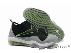 Nike Air Max Shake Evolve Rodmans Reborn Gray Black Green