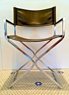 Inspire File Director S Chairs Chrome